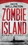 Zombie Island de David Wellington