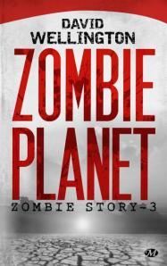 zombie planet wellington