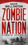 Zombie Nation de David Wellington