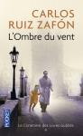 L'ombre du vent de Carlos Ruiz Zafon