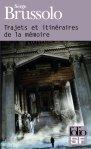 Trajets et itineraires de la memoire de Serge Brussolo