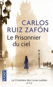 Le prisonnier du ciel Zafon