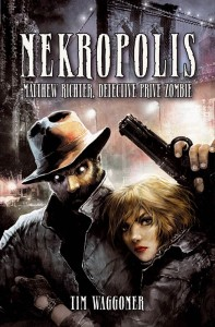 Nekropolis Tim Waggoner