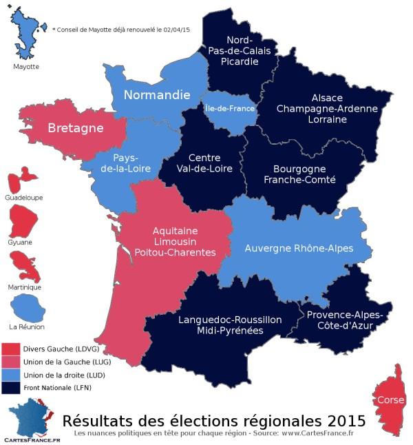 carte-elections-regionales-2015-premier-tour