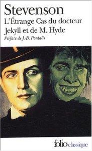 L'etrange cas du docteur Jekyll et de M. Hyde Stevenson