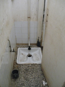 toilettes turcs