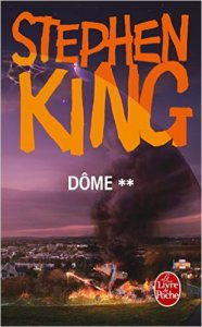 dome 2 stephen king