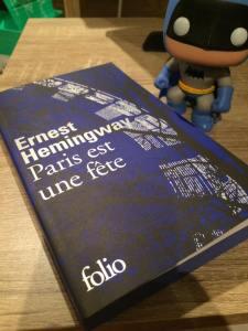 Paris est une fête Ernest Hemingway