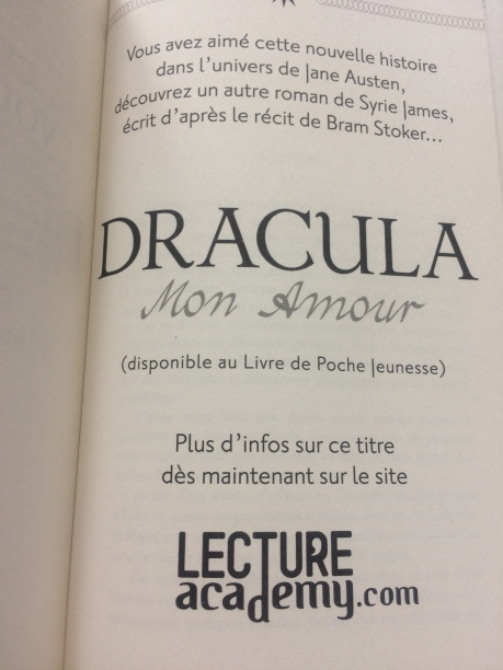 Manuscrit Dracula