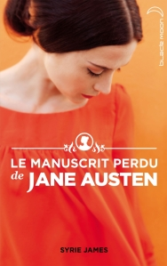 Manuscrit perdu de Jane Austen Syrie James