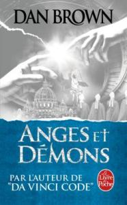 Anges et Démons Dan Brown