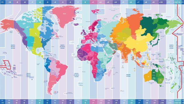 carte-des-fuseaux-horaires-monde